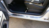 1999-2006 Renault Clio II HB Chrome Door Sill Scratch Guard 2Door S.Steel