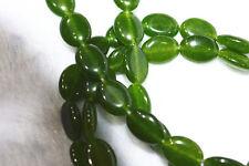 New 13x18mm Green Emerald Oval Gemstones Loose Beads 15'' AAA