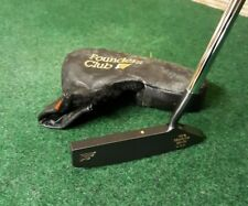 """WOW! New Old Stock Founders Club THE JUDGE TOUR FC VI Putter 35"""" Long Right Hand"""