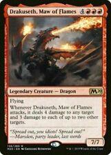 MTG - Core Set 2020 M20 -  Drakuseth, Maw of Flames - x4 NM