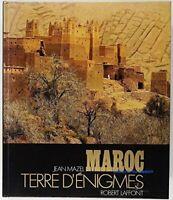 Maroc terre d'énigmes - Jean Mazel - Livre - 361105 - 2457607