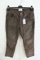 Jeans JECKERSON Donna Pantalone Made in Italy Pants Woman Taglia Size 31 / 45