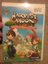 Harvest Moon: Tree of Tranquility (Nintendo Wii, 2008)