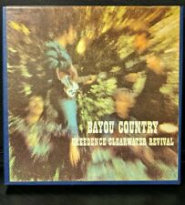 Creedence Clearwater Revival Bayou Country Reel To Reel Fax 8387 Ampex