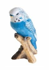 John Beswick Collection Pet Pals Budgie Blue Earthenware Blue G28462