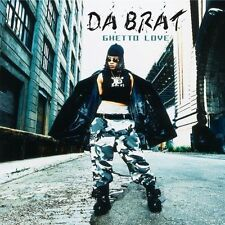 Ghetto Love [Maxi Single] [Edited] by Da Brat (CD, Apr-2005, BMG Special Products)