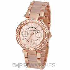 Michael Kors Women's Stainless Steel Strap Analog Watches