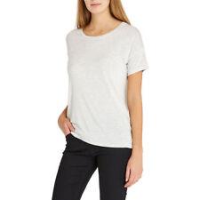 Lee Short Sleeve Plain T-Shirt, Ecru Melange, Small, BNWT RRP £30