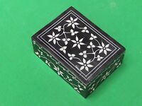 Decorative Marble Jewelry Box Handicraft Art and Craft Stone Home Decor Gift