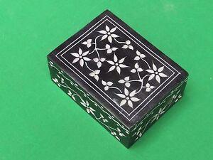 Decorative Marble Jewelry Box Handicraft Art and Craft Stone Home Decor Gift