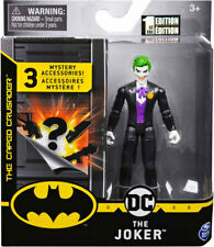 DC BATMAN 4 in Figure-Tactical Batman-NEUF environ 10.16 cm