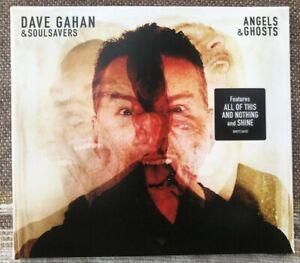 Dave Gahan & Soulsavers - Angels & Ghosts - Gatefold CD Album -2015-Depeche Mode