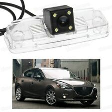 CCD Camera Rear View Reverse Backup Parking Fit for Mazda 3 Hatchback 2014-2016