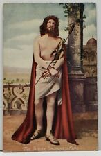 The Thorn Crowned Kind Vintage Postcard G13