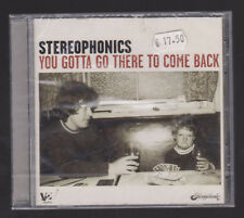 STEREOPHONICS CD ALBUM YOU GOTTA GO THERE TO COME BACK S/S