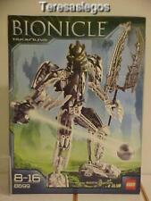 Lego Bionicle TAKANUVA 2008 TITAN Figure 100% Complete & instructions Set 8699