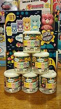 (3X) CARE BEARS fashems-mashems one character per blind capsule*Premier Edition*