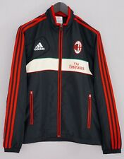 Adidas AC Milan Hymne Jacke Reflex WeißGold | eBay