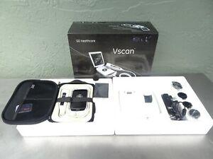 GE Vscan Portable Ultrasound w/Charging Dock  L@@K