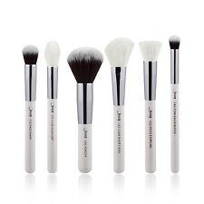 6Pcs Jessup Powder Makeup Brushes Set blending Flat Tapered Eyeshadow Cosmetics