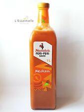 Nando's Peri-peri Sauce Medium 1 L Glass Bottle Gluten Free No MSG