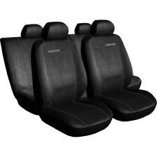 Sitzbezüge Komplettset für KIA Venga NO314618 schwarz-grau