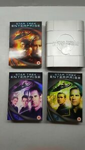 Star Trek Enterprise Slime-line Edition Series 1-4
