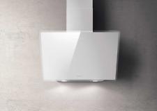 Elica Shire WH/A/60 Hotte murale verre blanc 60 cm