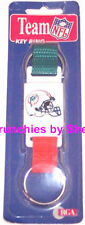 Miami Dolphins Key Ring Chain Quick Release NFL Football