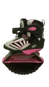 Kangoo Jumps KJ Armstrong XR Boots Medium Black & Pink Womens Shell 6 L