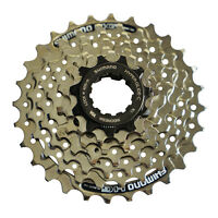 New Shimano CS-HG41 7 Speed Acera Cassette 11-28T