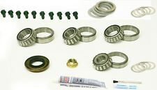 Axle Differential Bearing and Seal Kit Front,Rear SKF SDK339-BMK