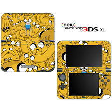 Adventure Time for New Nintendo 3DS XL Skin Decal Cover