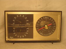 vintage Taylor Temperature Humidity gauge gauges retro U.S.A. weather