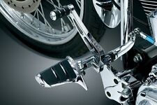 Kuryakyn SweptWing Front Foot Pegs Set, Honda VTX1300R/S/T