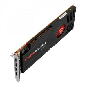 Sapphire AMD FirePro V7900 2GB GDDR5 Quad DP PCIExpress Graphics Card 100-505861