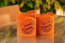 """FC Bayern München Edelrost """"Windlicht"""" Feuerkorb Höhe 20 cm"""