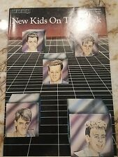 New Kids On The Block (1990) #1 Vf 1St Print Kidz Htf Comic Book 2