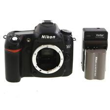 Nikon D80 Digital SLR Black/Chrome Camera Body {10.2 M/P} *EX*