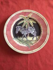 Siddhia Hutchinson Jungle Safari Zebra - Andrea by Sadek