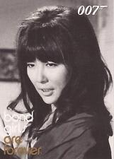"James Bond In Motion - BG61 ""Tsai Chin"" Bond Girls Chase Card"