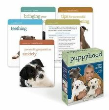 NEW Puppyhood Deck: 50 Tips for Raising the Perfect Dog by Cesar Millan