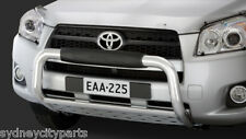 TOYOTA RAV4 NUDGE BAR DELUXE 2008-2012 CRUISER CVCV6 ALTIT NEW GENUINE ACCESSORY