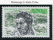 TIMBRE FRANCE OBLITERE N° 2913 ALAIN COLAS  / Photo non contractuelle