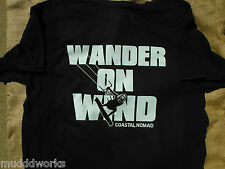 Kite boarding T-shirt Coastal Nomad SUP surfing ocean Wander on Wind Surf paddle