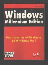 █ windows millennium edition (Me) Guide Utilisation █
