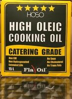 FLAV OIL HIGH OLEIC SUNFLOWER COOKING OIL 15 Lt  🌻