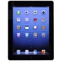 Apple iPad with Wi-Fi 32GB - Black (3rd generation)