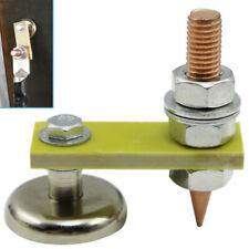 Car Body Dent Repair Accessory Auto Spot Welding Ground Earth Connector Magnetic