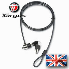 Targus Defcon KL - Laptop Notebook Security Cable Lock - Computer Anti-Theft